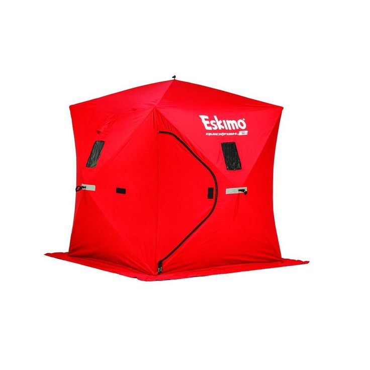 Eskimo QuickFish 2 Ice Shelter-69151 - The Home Depot