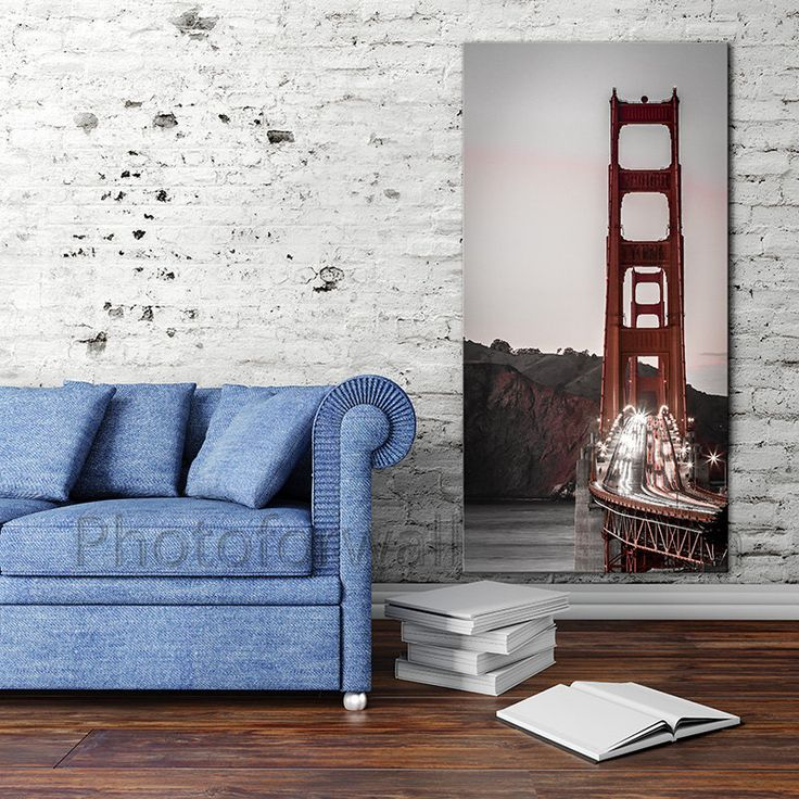 Black Gate Wall Decor : Best ideas about large canvas wall art on