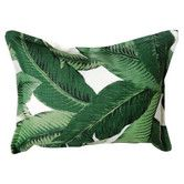 Found it at Temple & Webster - Oasis Palm Accent Pillow