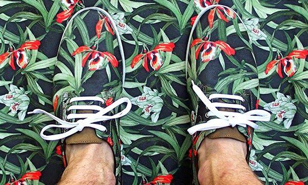 Macho Moda - Blog de Moda Masculina: Carrasco Shoes apresenta sua Nova Coleção de Verão!