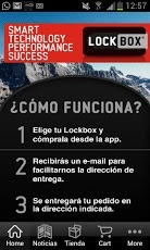 Lockbox App