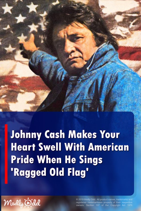 With Each Verse Of The Song You Can T Help But Feel Pride And Patriotism Building Up In Your Chest Music Singing Johnny Cash Country Music Singers Songs