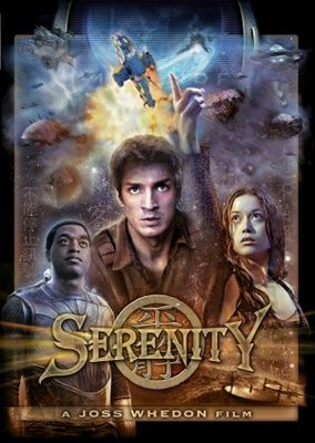Serenity (2005) movie #poster, #tshirt, #mousepad, #movieposters2