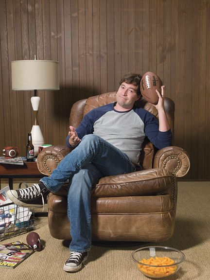 """Mark Duplass stars in FX's """"The League"""""""