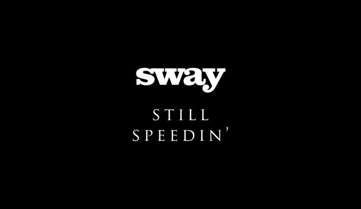 Sway - Still Speedin' Instrumental