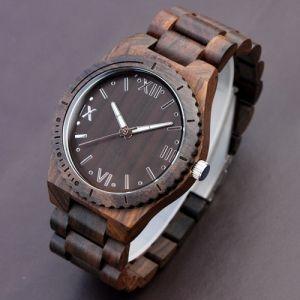 wooden watches! - great watches from norwegian www.treklokker.no