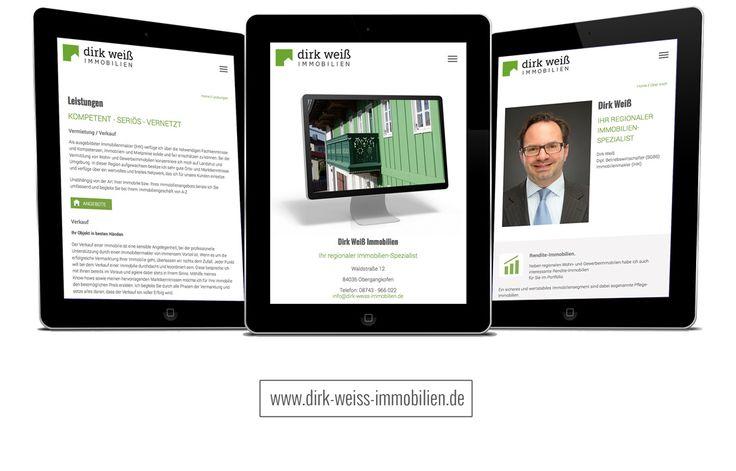 CMSWebsite, Responsive Webdesign