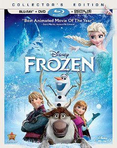 Frozen on DVD, Blu-Ray, and Digital Copy Only $13! (reg. $44.99)  becomeacouponqueen.com