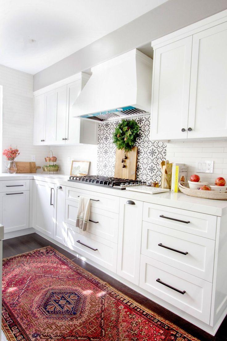 Design Blogger Cookie Exchange Anita Yokota In 2020 White Modern Kitchen Eclectic Kitchen White Shaker Kitchen