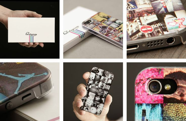Quality cases for you phone with Fabstagram!