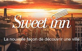 Sweet Inn : mi appart mi hôtel pour vos citytrips