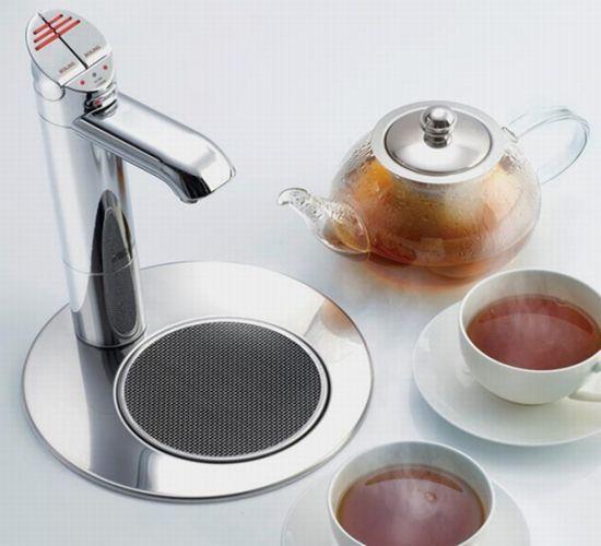 Original y Moderno Grifo de Agua Hirviendo