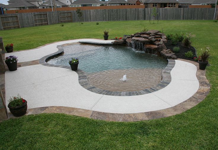 17 best images about home decor on pinterest swimming pool designs jacksonville florida and - Free form swimming pool designs ...