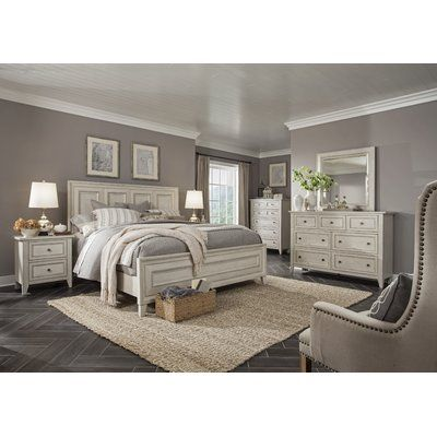 Stoughton Panel Customizable Bedroom Set