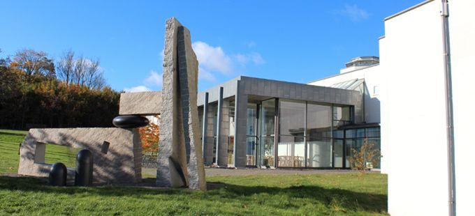 Bornholm Art Museum in Gudhjem