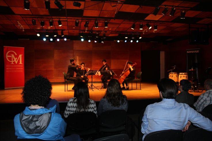 Cuarteto Advis nov/2015