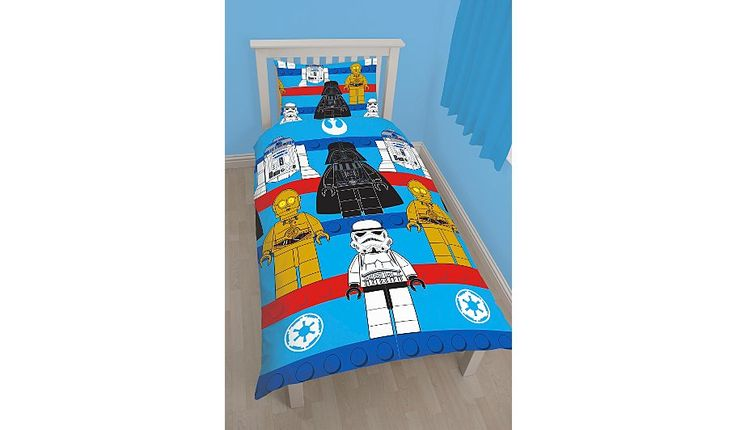 INDI Buy LEGO Star Wars Duvet Set - Single from our Bedding range today from George at ASDA.