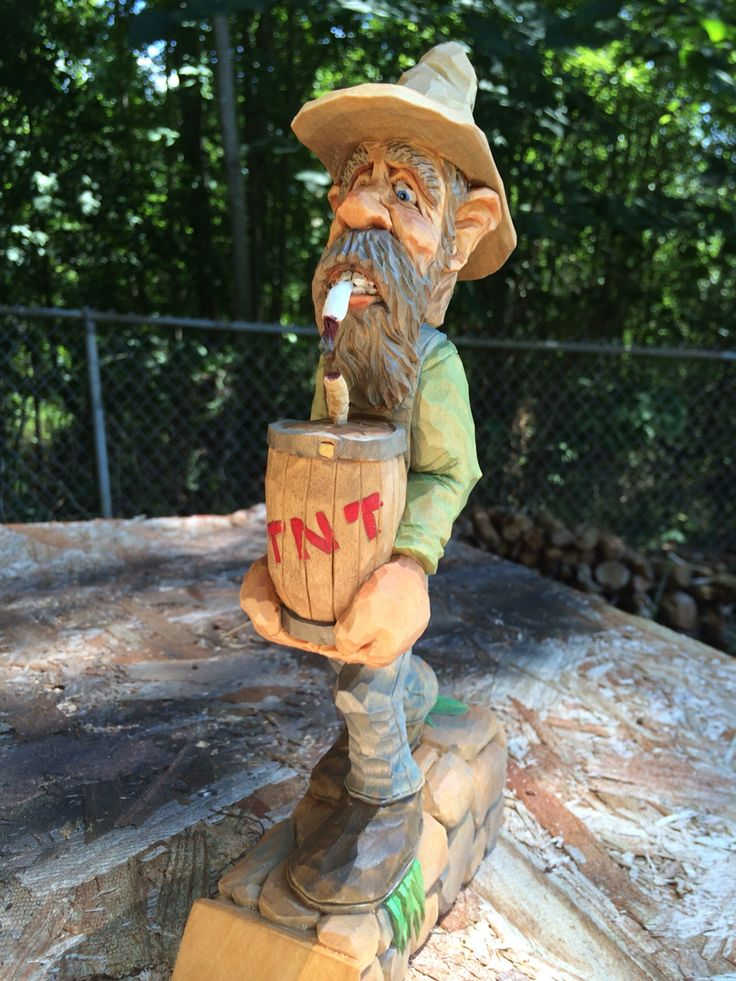 Wood carving quot bomb squad by dwayne gosnell artistic