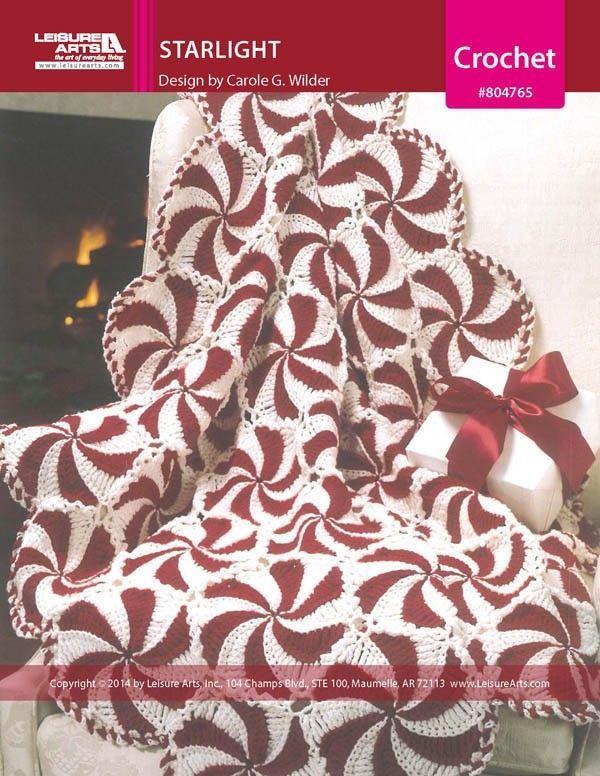 Free Online Christmas Crochet Afghan Patterns : 17 Best images about Crochet - Starlight Afghan Tips on ...
