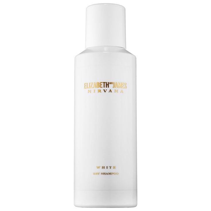 What it is: The first fine fragrance dry shampoo that refreshes, volumizes, and texturizes while perfuming hair with the addictive fragrance of Nirvana White.  What it does:  This fine fragrance dry shampoo combines hair-refreshing technology wit