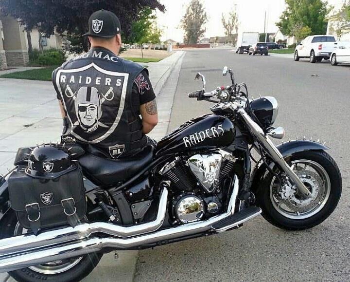 Raiders baby!!