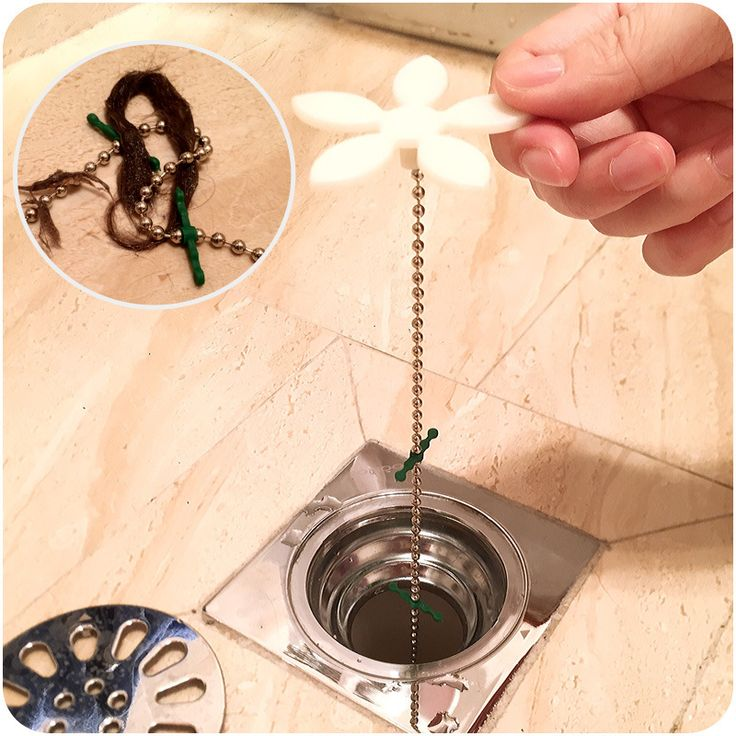 Shower Drain Hair Catcher //Price: $7.00 & FREE Shipping //     #niceproducts
