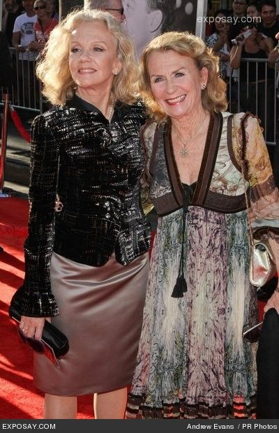 Hayley and Juliet Mills