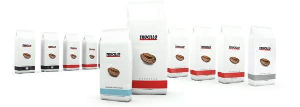 Trucillo Coffee #packaging