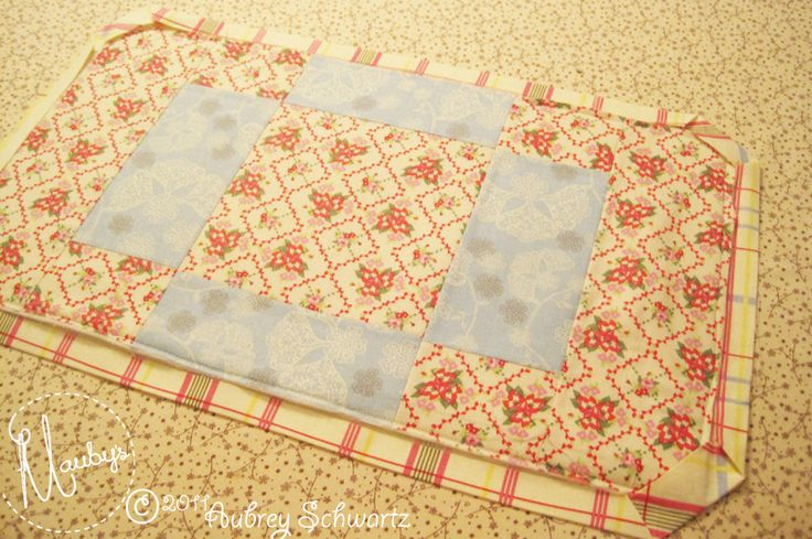 double fold quilt binding instructions
