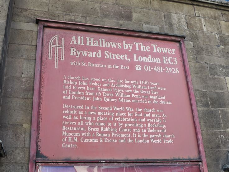 Paranormal Piffle and Bosh: All Hallow's Church - London