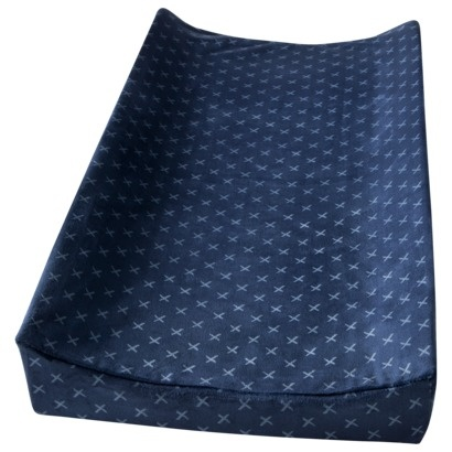 Cocalo Baby Changing Pad Cover - Lil Aviator - Target $20    Great, but you can get them cheaper than Target