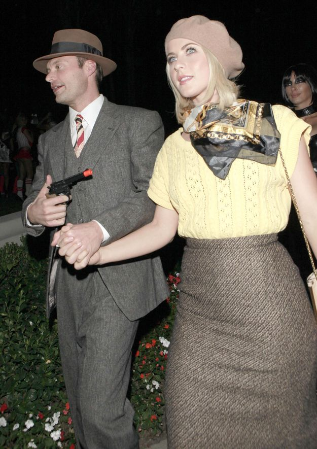 Ryan Seacrest and Julianne Hough | The Best And Worst Celebrity Halloween Costumes Of 2012