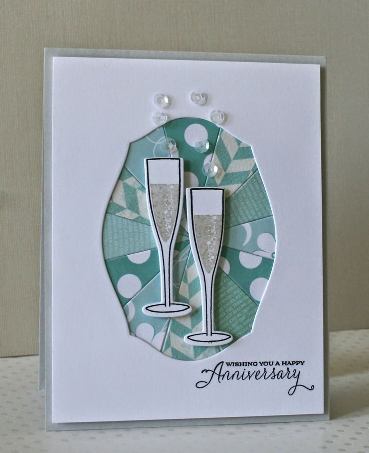 Making Anniversary Cards Ideas Part - 30: Handmade Anniversary Cards Ideas For Couples: Anniversary Is A Very  Memorable Event For The Couple B