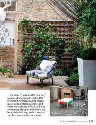 trellis: Gardens Ideas, Magazines Spring, Celebrity Spring, Brick Wall, Gardens Landscape, Gardens Wedding, Gardens Delight, Gardens Stuff, Gardens Outdoor