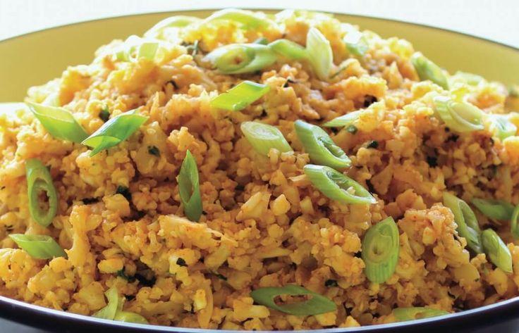 ALTOI: Indian Cauliflower Rice