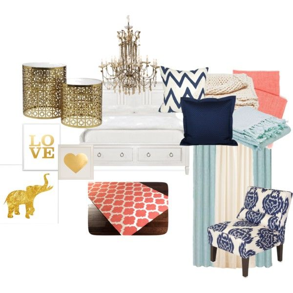 Best 25+ Coral Room Accents Ideas On Pinterest