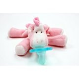 Wubbanub Infant Pacifier - Pink Horse (Baby Product)By Wubbanub