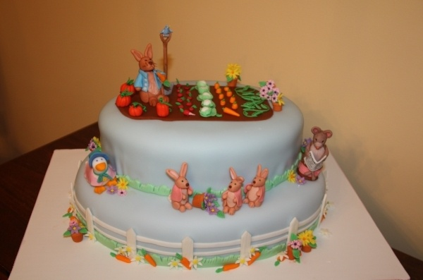 Beatrix Potter Baby Shower