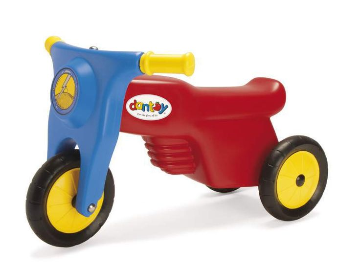 Inspiring Toys - Dantoy Kids Tricycle Motorcycle, £39.49 (http://inspiringtoys.co.uk/dantoy-kids-tricycle-motorcycle/)
