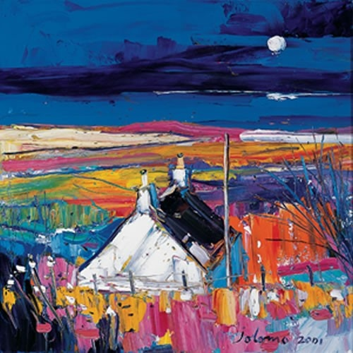 Art Prints Gallery - Evening, Isle of Bute, £30.00 (http://www.artprintsgallery.co.uk/John-Lowrie-Morrison/Evening-Isle-of-Bute.html)