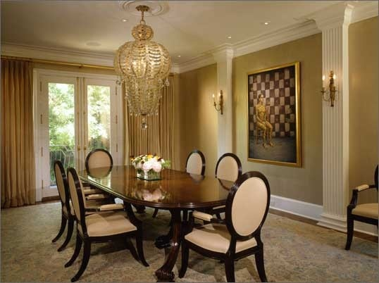 9 best images about dinning room formal on pinterest for Formal dining room color ideas