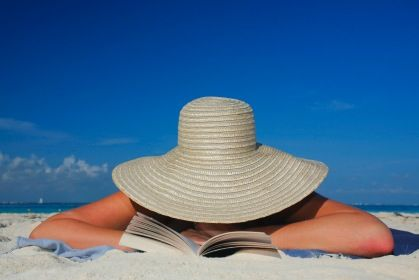 On the beach, reading book after book!: Worth Reading, At The Beaches, Beaches Reading, Cant Wait, Favorite Things, Books Worth, Summer Reading Lists, Reading Books, Good Books