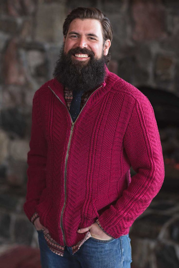 134 best Cardigan Knitting Patterns images on Pinterest