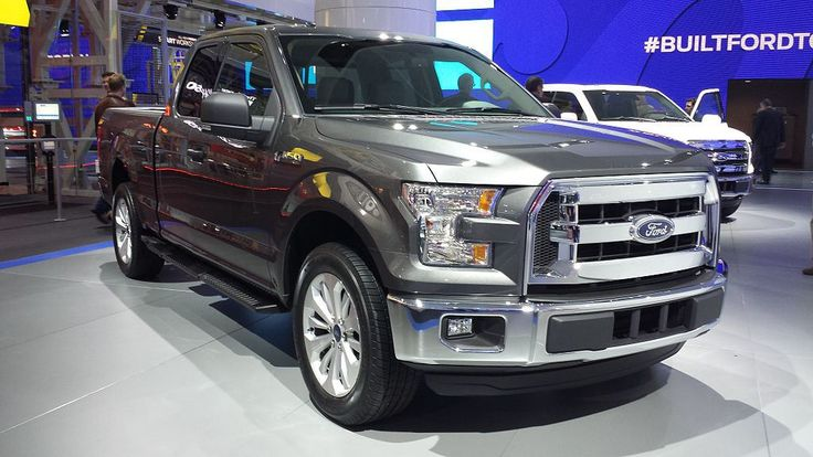 IIHS: Not All Ford F-150s Are Built Just As Tough