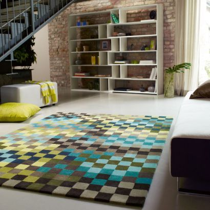 14 best Yellows images on Pinterest Carpets, Chairs and Child room - wohnzimmer in grun und braun