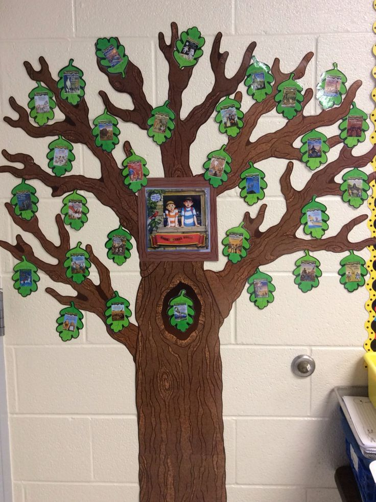 Tree Classroom Door Decoration ~ Best images about magic treehouse on pinterest good
