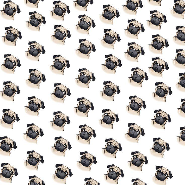 pug wallpaper - Buscar con Google