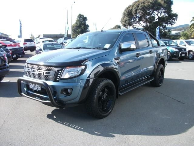 ford ranger 4x4 xlt dcab ws 2015 trade me