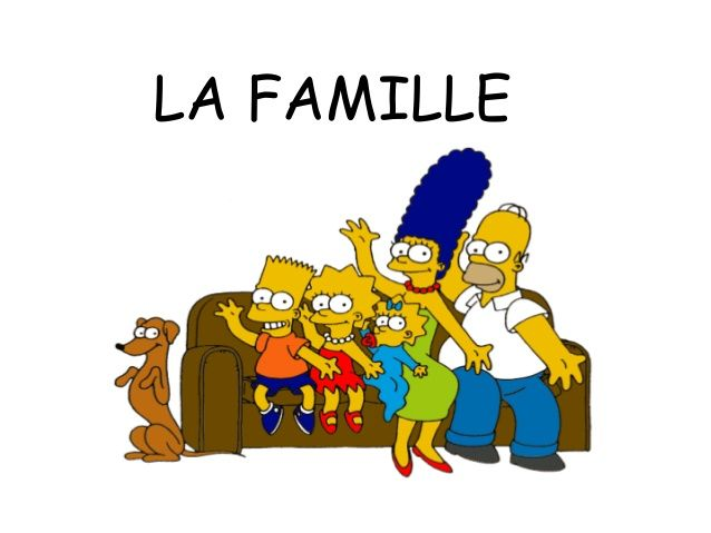 P.point famille simpsons