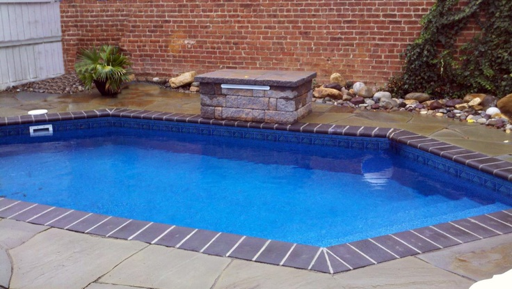 1000+ Images About Pools For Small Yards On Pinterest